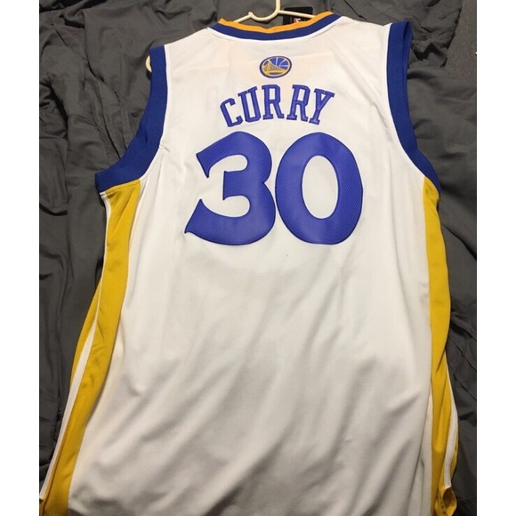 low priced ff117 7f0a1 Curry Golden State jersey NWT